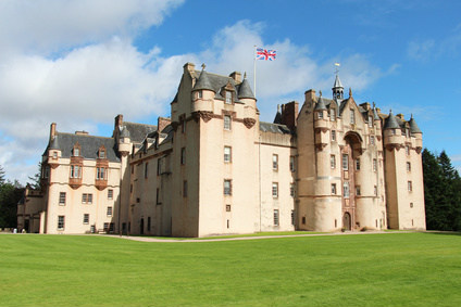 Fyvie Castle, Turiff Aberdeenshire
